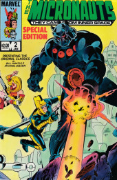 Micronauts Special Edition (1983) -2- Micronauts Special Edition #2