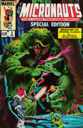 Micronauts Special Edition (1983) -3- Micronauts Special Edition
