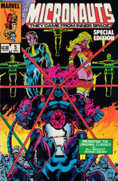 Micronauts Special Edition (1983) -5- Micronauts Special Edition #5