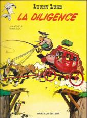 Lucky Luke -32a70- La diligence