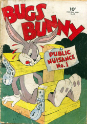 Four Color Comics (Dell - 1942) -33- Bugs Bunny Public Nuisance No. 1