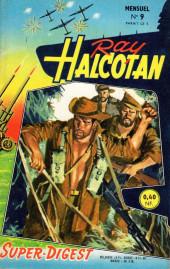 Ray Halcotan -9- Incidents sur la mer du Japon