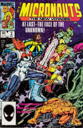 Micronauts: The new voyages (the) (1984) -2- Life-Cycles