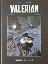 Valérian - La collection (Hachette) -22- L'avenir est avancé