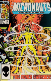 Micronauts: The new voyages (the) (1984) -9- The Dreaming Star !