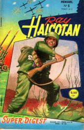 Ray Halcotan -5- Aventure dans l'Arctique