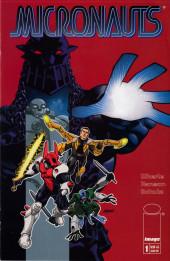Micronauts (2002) -1- Revolution, Part 1