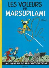 Spirou et Fantasio -5Eté- Les voleurs du Marsupilami