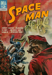 Space Man (Dell - 1962)