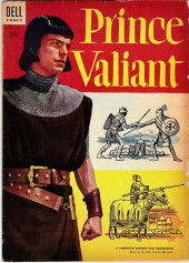 Four Color Comics (Dell - 1942) -567- Prince Valiant