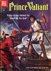 Four Color Comics (Dell - 1942) -849- Prince Valiant: Quest for the Grail
