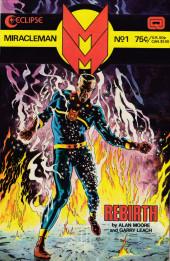 Miracleman (1985) -1- Rebirth