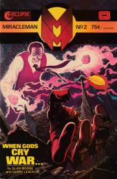 Miracleman (1985) -2- When Gods Cry War...