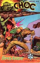 Choc 1re série (Artima puis Arédit) -10- Les fenêtres de bataille
