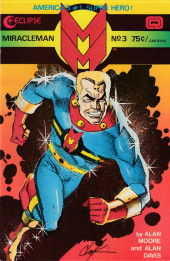 Miracleman (1985) -3- Out of the Dark