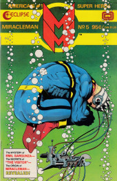 Miracleman (1985) -5- The Approaching Light