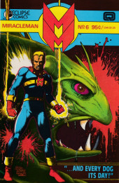 Miracleman (1985) -6- And Every Dog Its Day