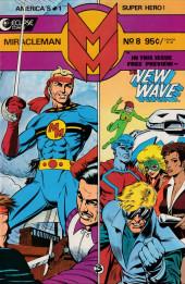 Miracleman (1985) -8- Combats the Electric Terror