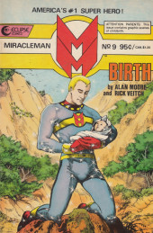 Miracleman (1985) -9- Scenes from the Nativity