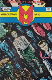 Miracleman (1985) -10- Mindgames