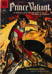 Four Color Comics (Dell - 1942) -699- Prince Valiant: