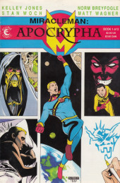 Couverture de Miracleman: Apocrypha (1991) -1- Miracleman: Apocrypha #1 of 3
