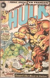 L'incroyable Hulk (Éditions Héritage) -28- Calamité dans les nuages !