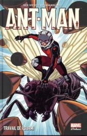 Ant-Man : Travail de fourmi