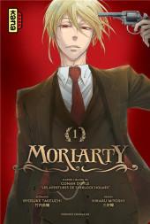 Moriarty (Miyoshi) -1- Tome 1