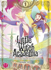 Little Witch Academia -1- Tome 1
