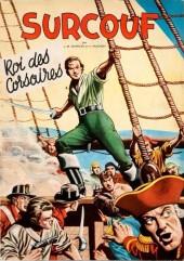 Surcouf (Charlier/Hubinon) -1- Surcouf - Roi des corsaires