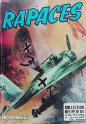 Rapaces (Impéria) -Rec64- Collection reliée N°64 (du n°380 au n°383)