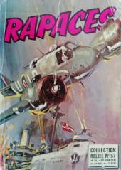 Rapaces (Impéria) -Rec57- Collection reliée N°57 (du n°352 au n°355)