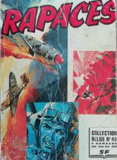 Rapaces (Impéria) -Rec49- Collection reliée N°49 (du n°320 au n°3233)