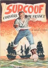Surcouf (Charlier/Hubinon) -2- Surcouf - Corsaire de france