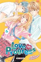 Love in Progress -6- Tome 6