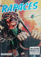 Rapaces (Impéria) -Rec62- Collection reliée n°69 (du n°372 au n°375)