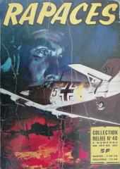 Rapaces (Impéria) -Rec40- Collection reliée N°40 (du n°284 au n°287)