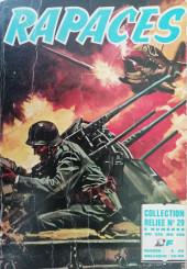 Rapaces (Impéria) -Rec29- Collection reliée N°29 (du n°225 au n°232)