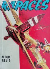 Rapaces (Impéria) -Rec73a- Collection reliée N°73 (du n°416 au n°419)