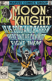 Moon Knight (1980) -7UK- The Moon Kings