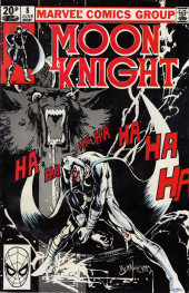 Moon Knight (1980) -8UK- Night of the Wolves