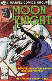 Moon Knight (1980) -9- Vengeance in Reprise