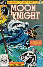 Moon Knight (1980) -10- Too Many Midnights
