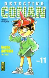 Détective Conan -11- Tome 11