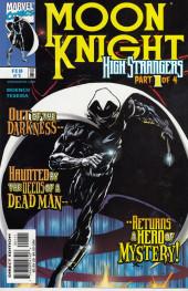 Moon Knight: High strangers (1999) -1- High Strangeness Book One: Top Secret