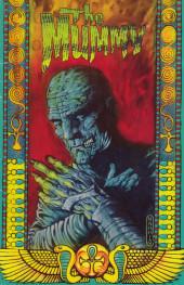 Universal Monsters (1993) -4- The Mummy