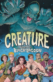 Universal Monsters (1993) -2- Creature from the black lagoon