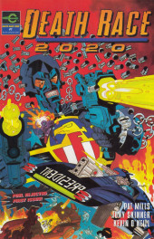 Death Race 2020 -1- Frankenstein Unchained