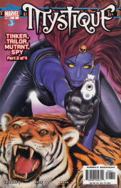 Mystique (2003) -8- Tailor, Tinker, Mutant, Spy Chapter Two